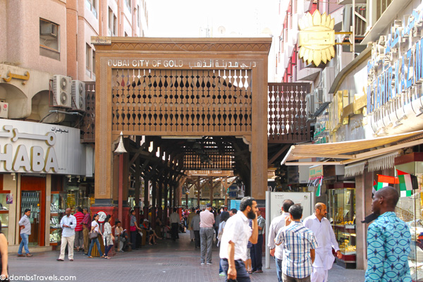 Dubai Gold Souq Is One Of The Famous Places In It Located S Commercial District Deira Locality Al Dhaa